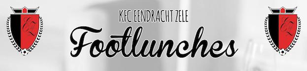 Footlunches KFC Eendracht Zele