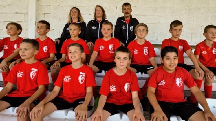 U12 Voetbalgroep KFC Eendracht Zele