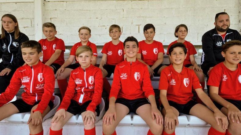 U13 Voetbalgroep KFC Eendracht Zele