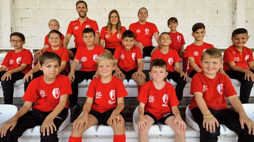 U9 Voetbalgroep KFC Eendracht Zele